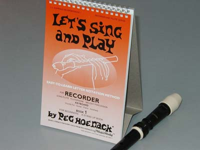 L-1 Let's Sing And Play (Book 1)