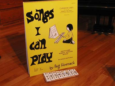 Songs I Can Play (Classroom Size!) 8-Bar Xylophone Included