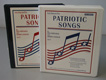 PS-1 Patriotic Songs for LSAP instruments --- Set 1, include tra